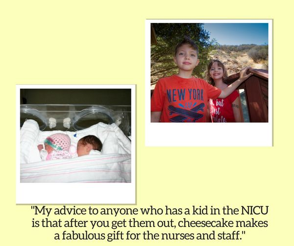 """Even though the nurses said my babies needed me, I felt helpless and irrelevant. When I could finally do <a href=""http"