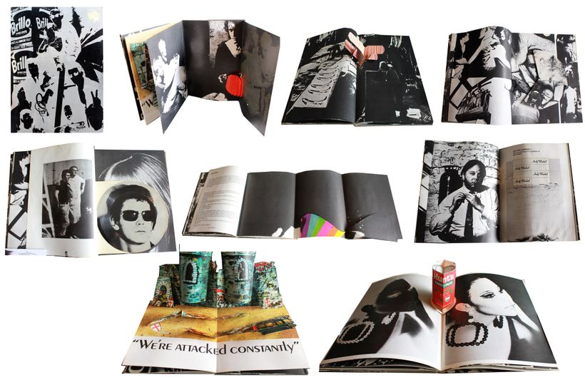 Andy Warhol's Index, 1967