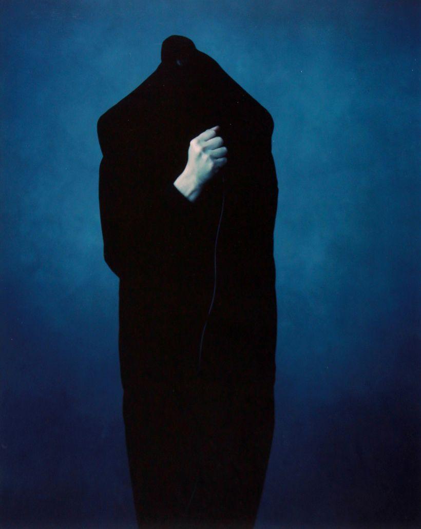 Annie Leibovitz. Self-Portrait, 1992