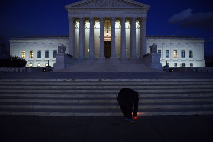 The Supreme Court could be the last place in Washington that partisanship can't penetrate.