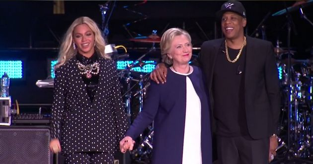 Beyoncé On Hillary Clinton: 'I Want My Daughter To Grow Up Seeing A Woman Lead Our