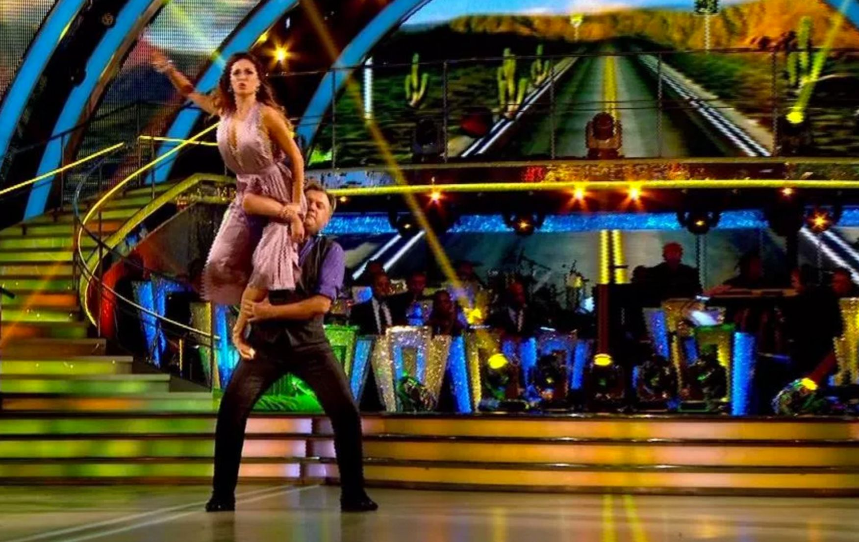 We're Cringing Just Reading Ed Balls' Worst 'Strictly Come Dancing' Rehearsal