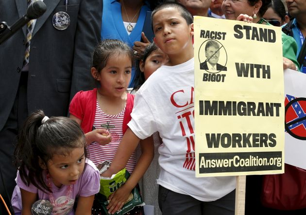 As Trump Inches Closer, Anxiety Sets In Among Undocumented