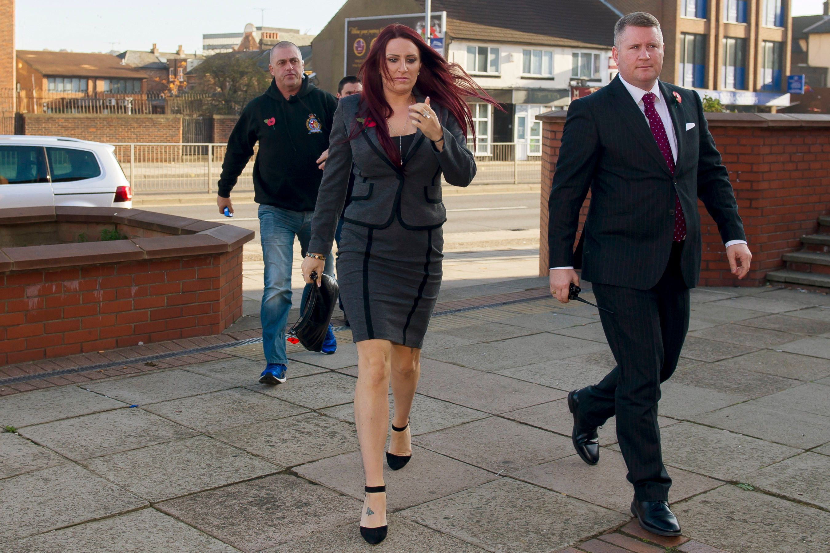 Here's What Britain First Doesn't Want You To Know About Jayda Fransen's