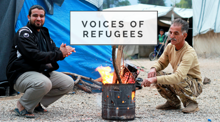 "<a rel=""nofollow"" href=""https://www.voicesofrefugees.net/"" target=""_blank"">Voices of Refugees: A Collection of Stories on Hum"