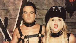 Kaley Cuoco's BDSM 'Big Bang' Photo Might Actually Make Us Watch This