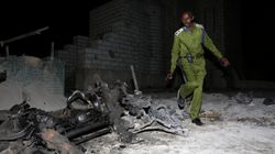 Car Bomb Goes Off Near Parliament In Somali
