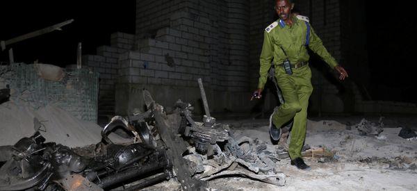 Car Bomb Goes Off Near Parliament In Somali Capital
