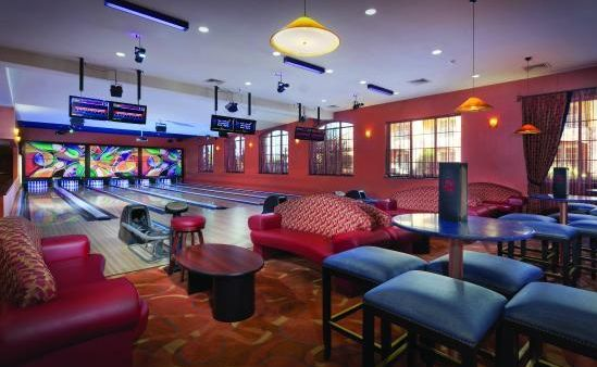 Bowling at The Meritage Resort and Spa