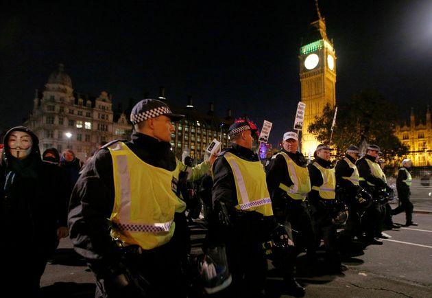 Million march london live webcam
