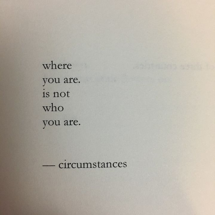 "From Nayyirah Waheed's ""salt."""
