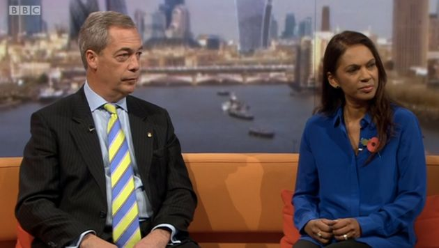 No. 10 furious that Farage first British politician to see Trump