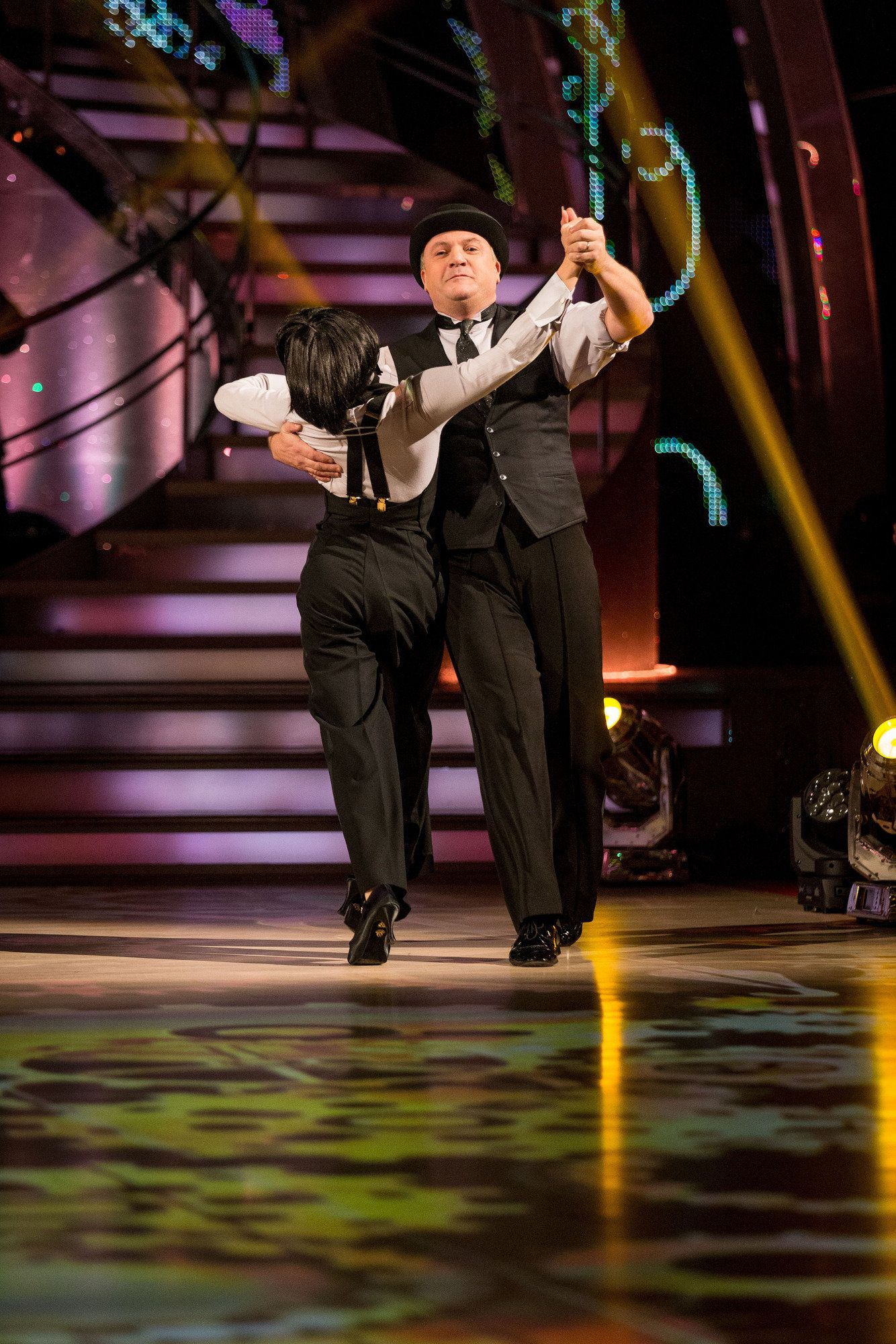 Ed Balls Vows Not To Quit 'Strictly Come