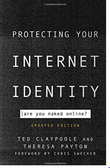 "Order on <a href=""https://www.amazon.com/Protecting-Your-Internet-Identity-Online/dp/1442265396/ref=dp_ob_title_bk?tag=thehuf"