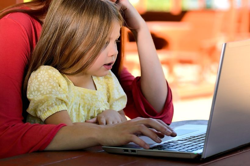 92% of American children have an online presence before the age of 2-years-old according to one survey.
