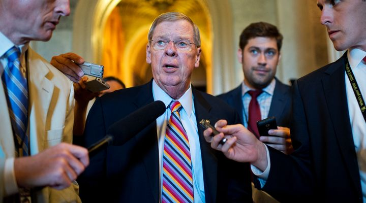 Sen. Johnny Isakson (R-Ga.) thinks there's a chance Merrick Garland could be confirmed to the Supreme Court in the lame duck