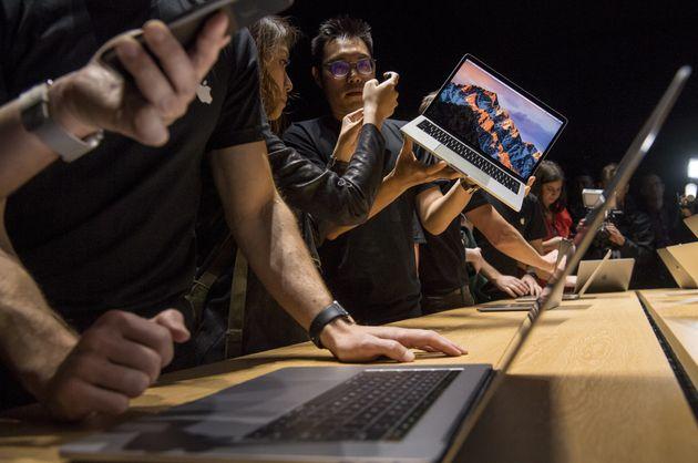 Apple Cuts The Price Of MacBook Pro USB-C
