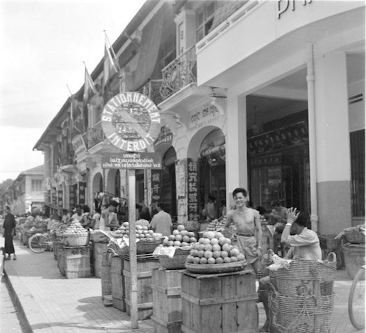 """Phnom Penh in 1950 (<a href=""""http://hoss.booklikes.com/post/65125/my-war-with-the-cia-the-memoirs-of-prince-norodom-sihanouk-"""