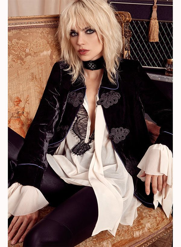 Nasty Gal X Courtney Love, winter 2016