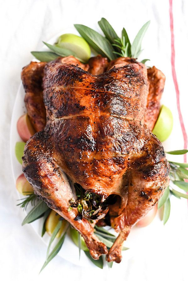 "<strong>Get the <a href=""http://www.foodiecrush.com/herb-butter-rotisserie-turkey/"" target=""_blank"">Herb Butter Rotisserie Tu"