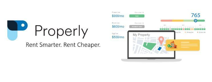 Startup Properly inventive app aimed to make renting simpler for everyone.