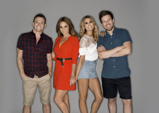 Vicky relaunched the 'I'm A Celeb' spin-off last year with Joe Swash, Stacey Solomon and Chris