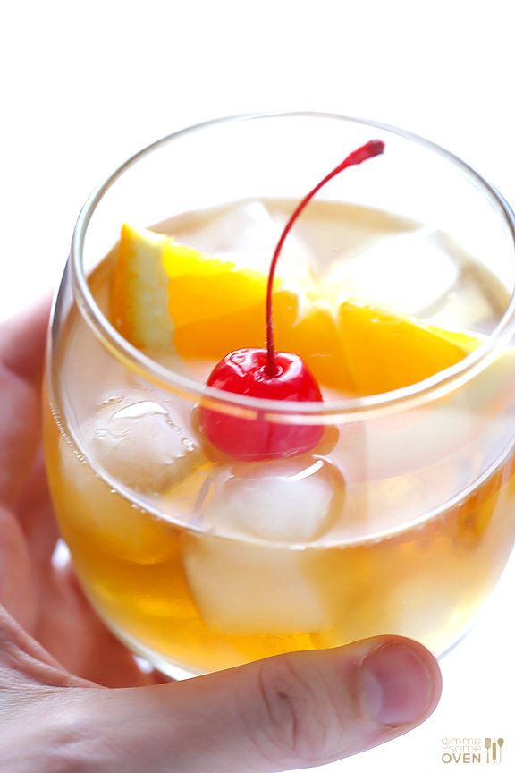 "<strong>Get the <a href=""http://www.gimmesomeoven.com/old-fashioned-recipe/"" target=""_blank"">Old Fashioned recipe</a> fr"