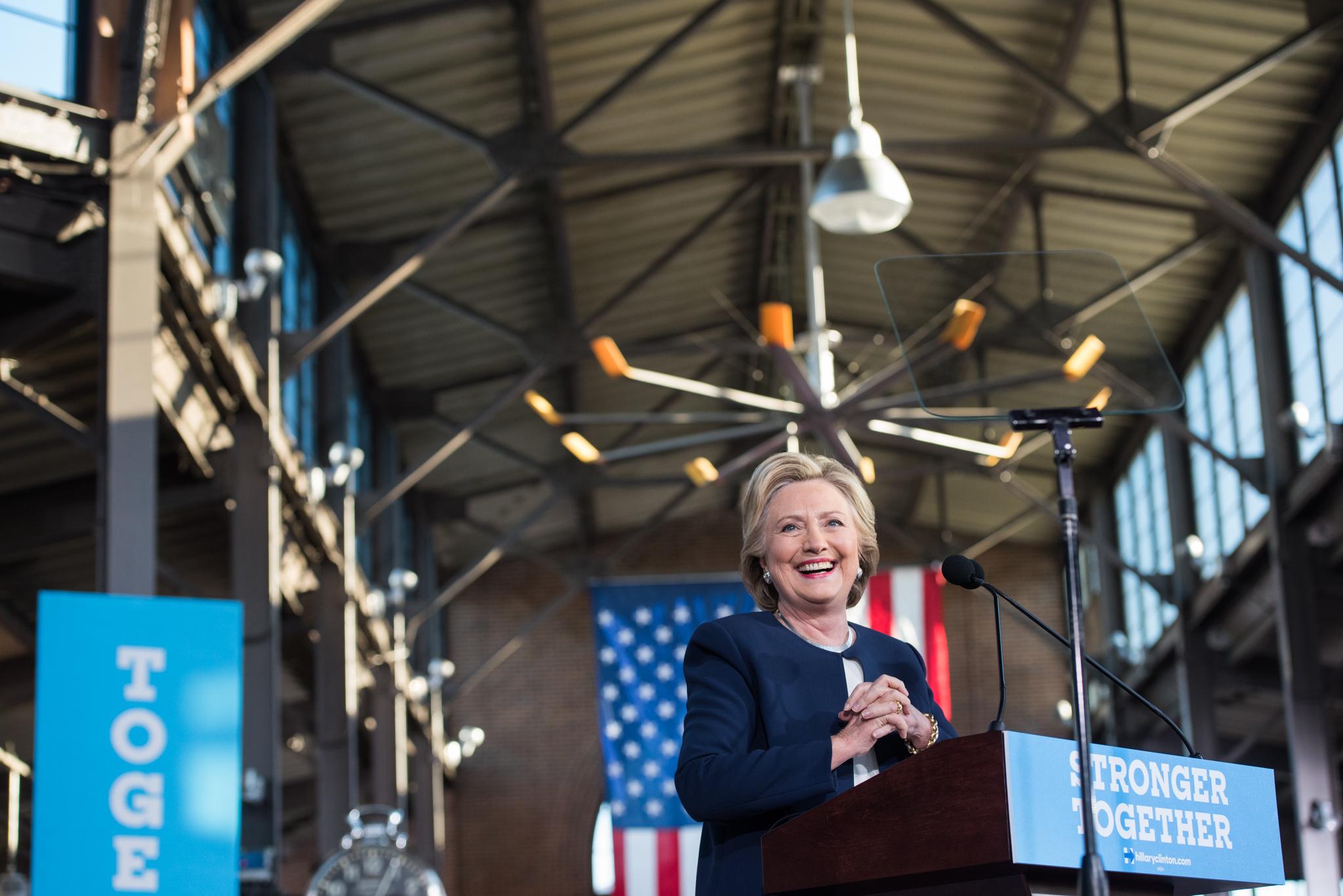 Barbara Kinney for Hillary For America