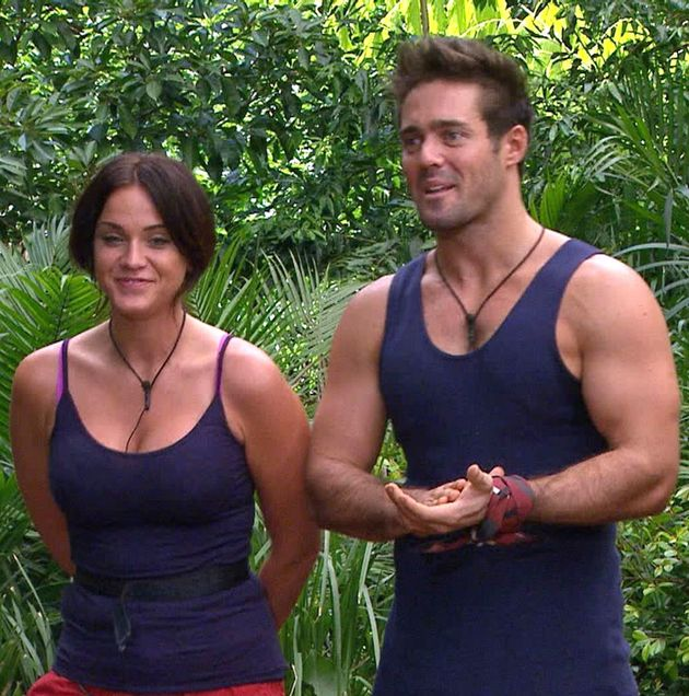 Vicky Pattison and Spencer Matthews appeared on last year's 'I'm A