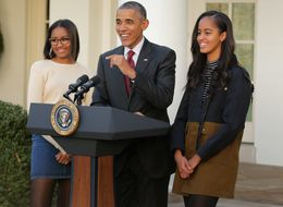 Obama Reveals The Reason He Isn't Worried About His Daughters Dating