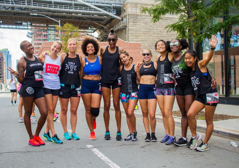 <strong>GIRLS RUN NYC</strong>