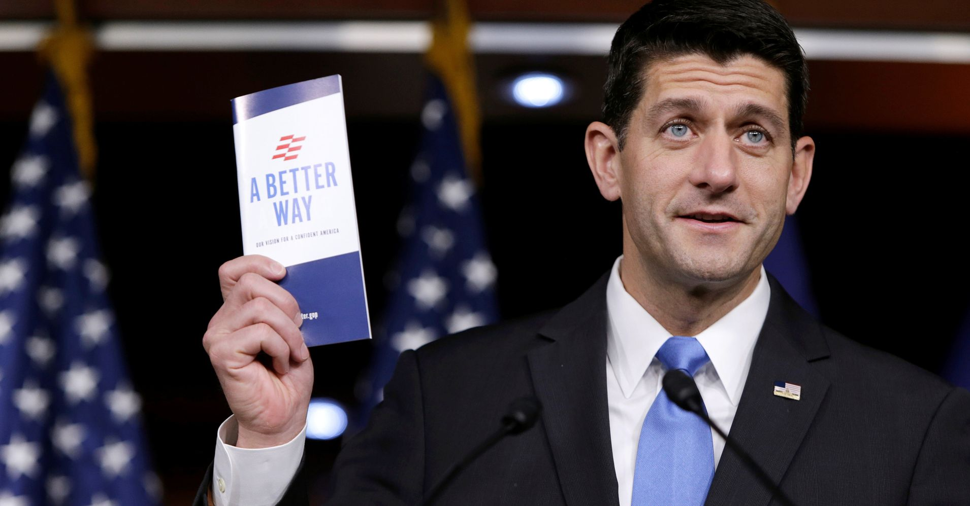 Paul Ryan Makes Huge (Yet Really Obvious) Admission About ...