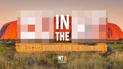 'CU In The NT' Campaign Isn't Shy About Going Down