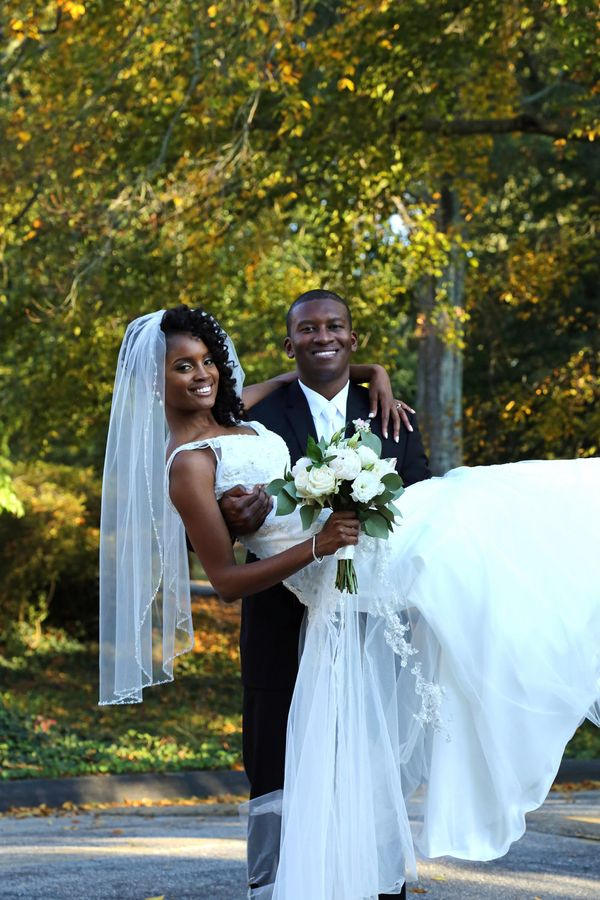 """""""Brandon and Whitney were swept up in love as they united as one at Callanwolde Fine Arts Center in Atlanta, Georgia."""" -- <i>"""