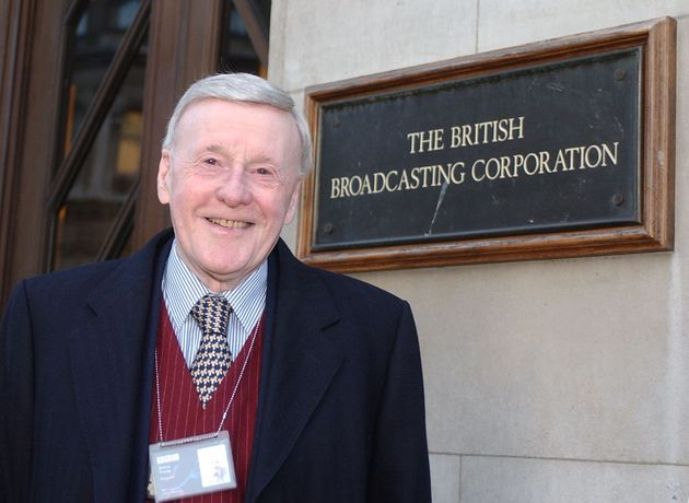 Jimmy Young was one of the BBC's most long-serving