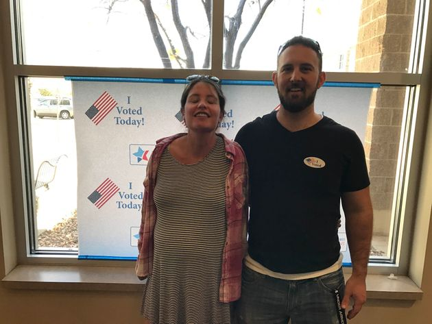 Colorado voter in labor drops off ballot en route to hospital