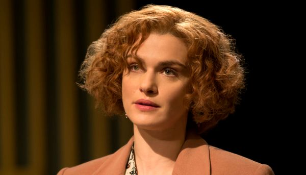 """Rachel Weisz's best work this year was in """"The Lobster,"""" though she was also quite good in """"The Light Between Oceans"""" and """"Co"""