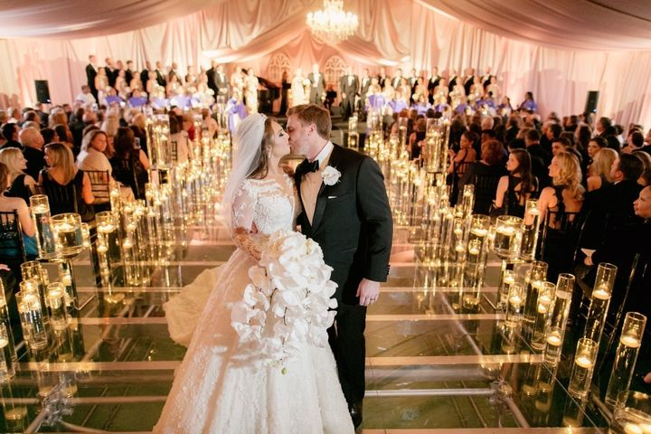 The Blind Sides Collins Tuohy Threw A Truly Spectacular Wedding