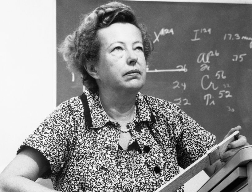 Maria Goeppert-Mayer (1906-1972) was the second and most recent female Nobel prize winner in Physics. She was an immigrant fr