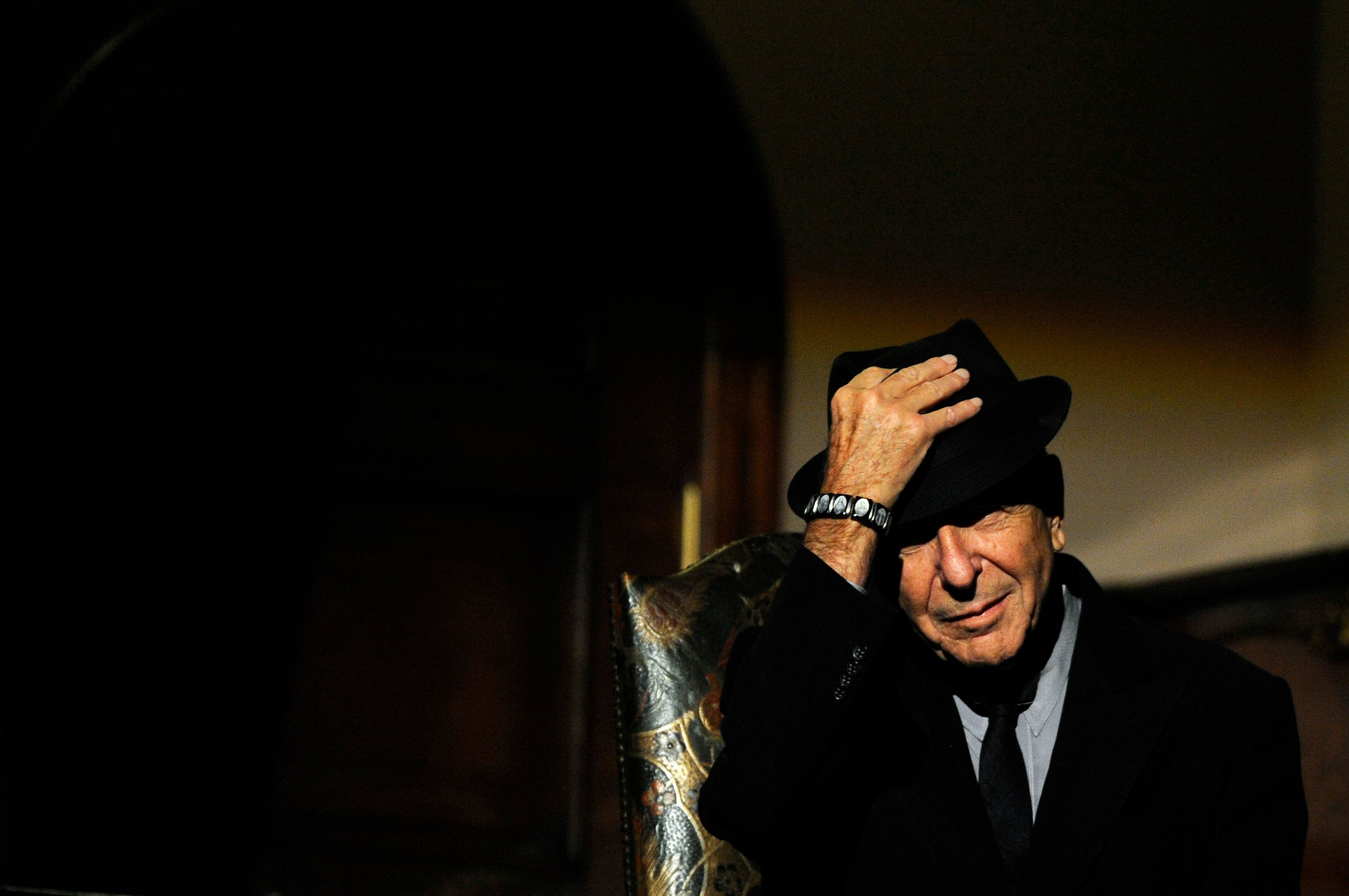 Legendary Musician Leonard Cohen Dead At