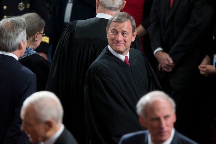 Chief Justice John Roberts has pushed the Supreme Court further right, particularly on issues related to corporate