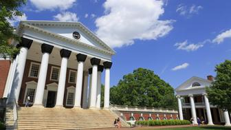 University of Viginia, Charlottesville, Virginia