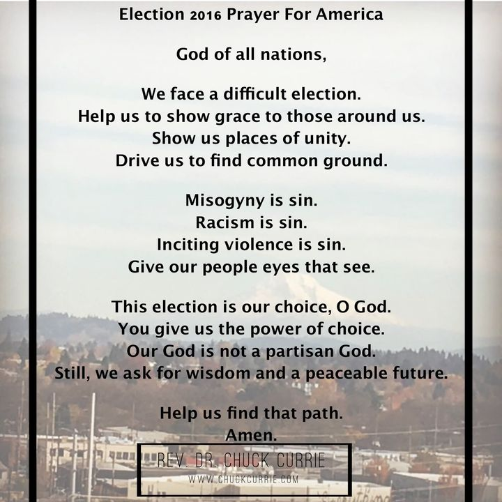 Please share this prayer for our nation.