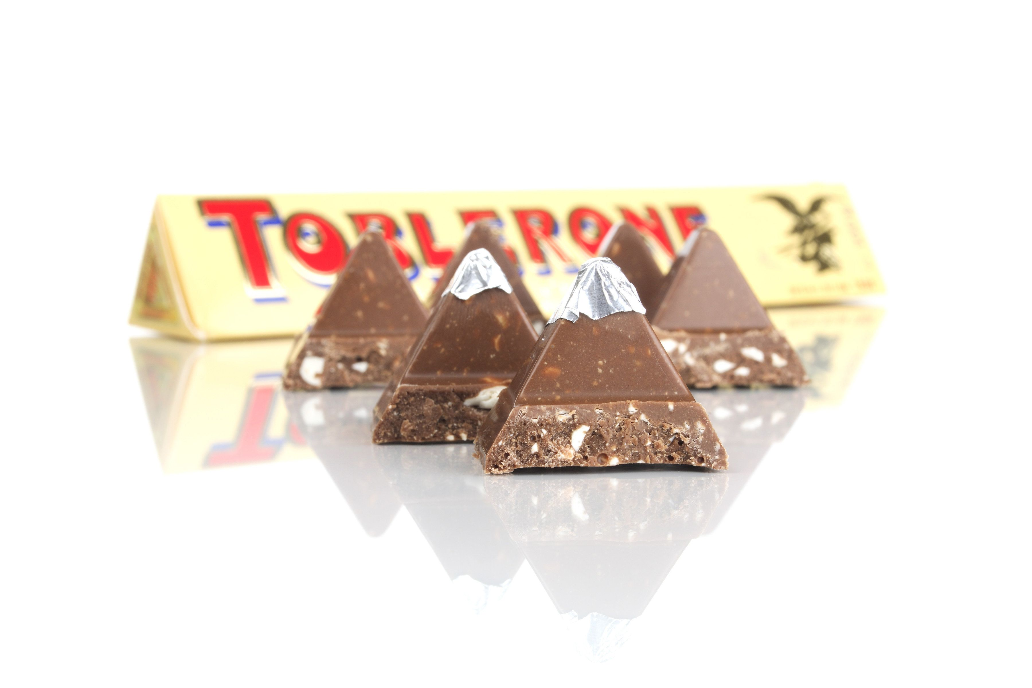 Chocolate Lovers Aren't Sweet On Toblerone's Triangle
