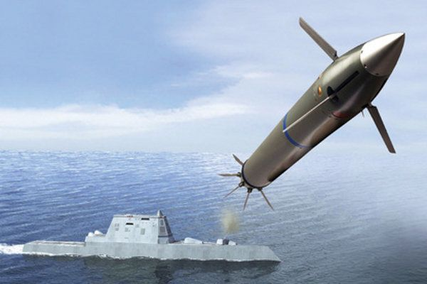 The US Navy's Stealth Ship Has A Gun So Advanced They Can't Afford The