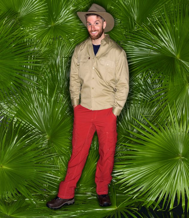Joel Dommett is doing 'I'm A Celebrity... Get Me Out Of