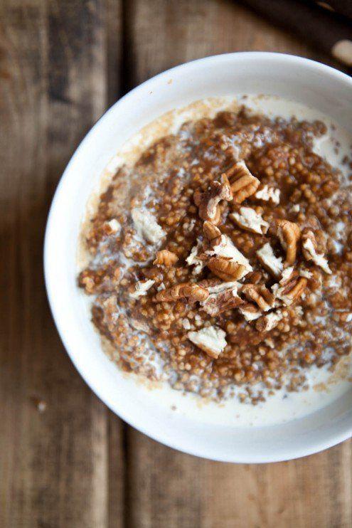 """<strong>Get the <a href=""""http://naturallyella.com/2012/03/14/pumpkin-pie-millet-porridge/"""" target=""""_blank"""">Pumpkin Pie Millet"""