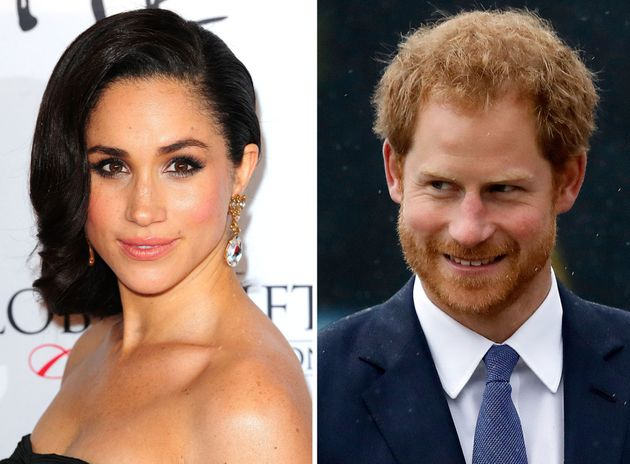 Meghan Markle and Prince Harry are now confirmed to be in a