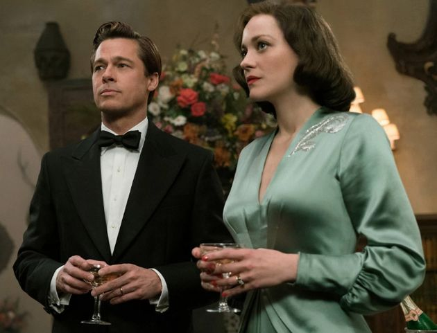 Brad Pitt stars with Marion Cotillard in 'Allied' but is refusing to do any publicity for the