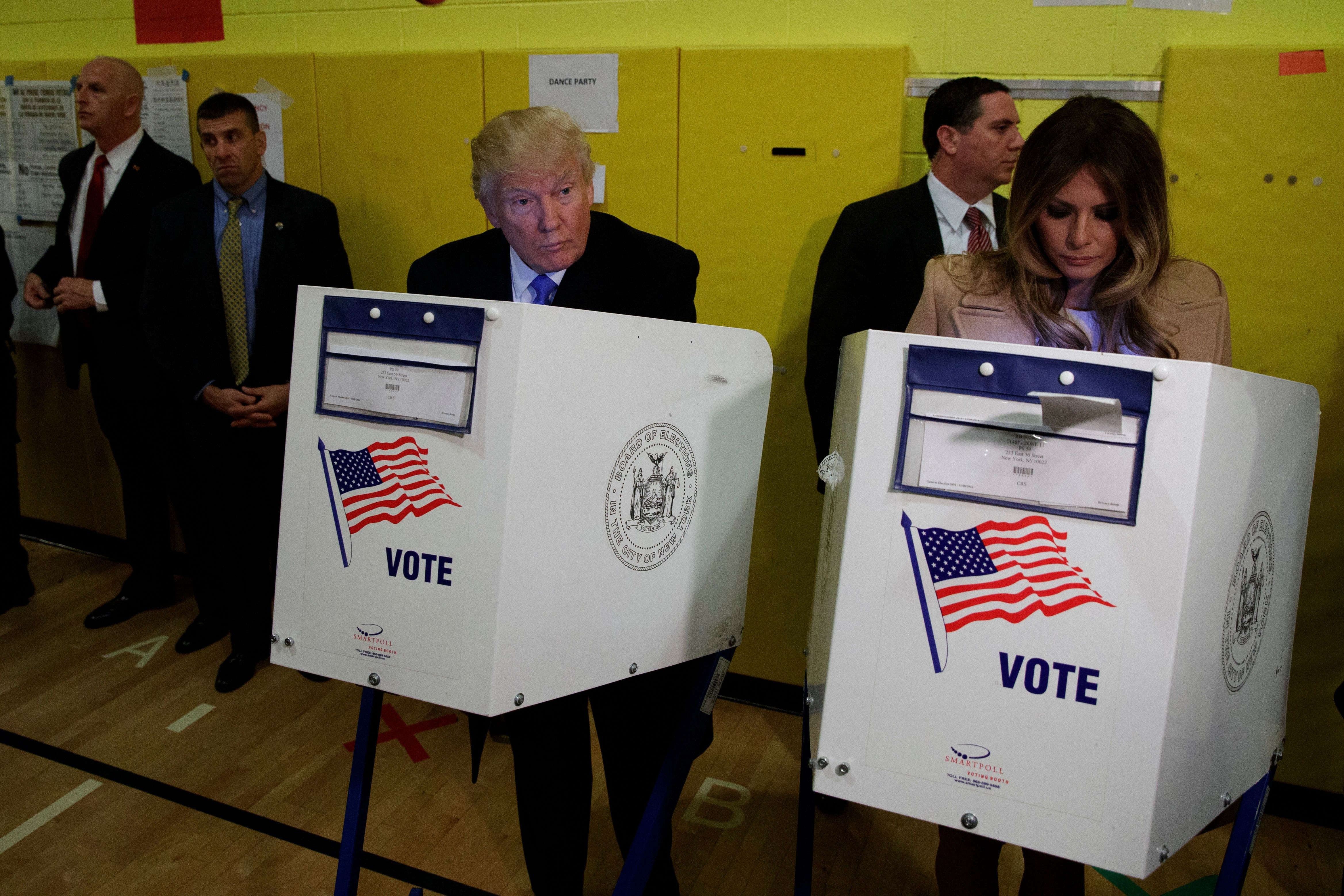 Donald Trump Just Got Brutally Booed At His Own Polling